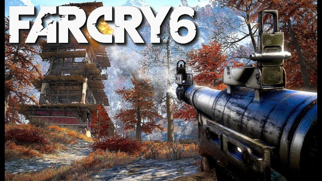 Far Cry 6 Confirmed Release Date For Xbox One Ps4 Pc At 2021