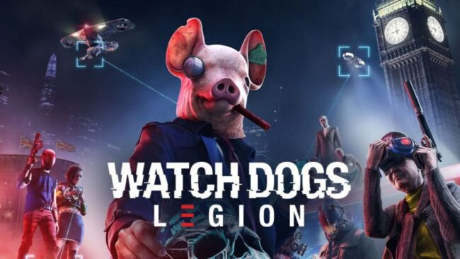 PS5 Upcoming Games: Watch Dogs Legion
