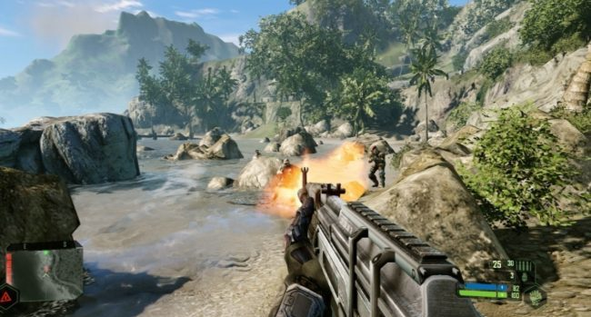 Crysis Remastered Feature