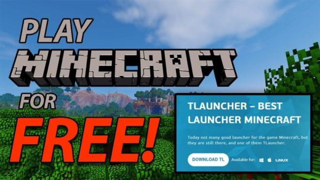 how to download minecraft on pc for free