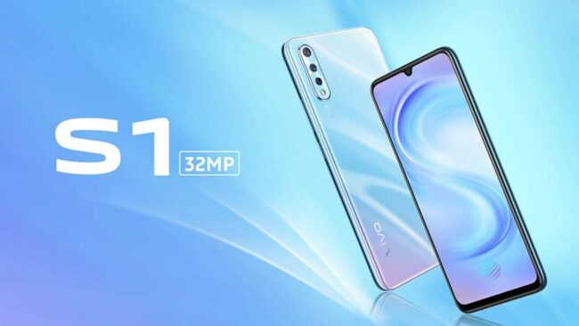 Vivo S1 Specification, Price