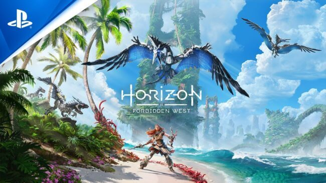 The Horizon Forbidden PS5