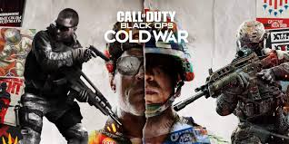 Call of duty, Cold War