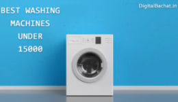 Best Washing Machine under 15000