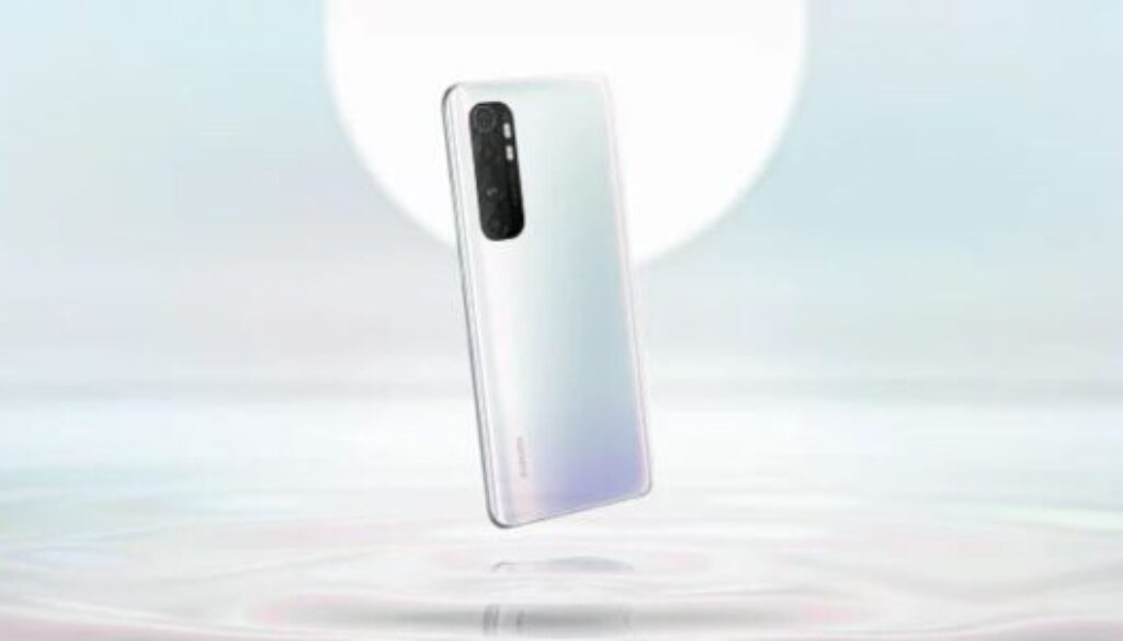 Xiaomi Mi 10i Leaks