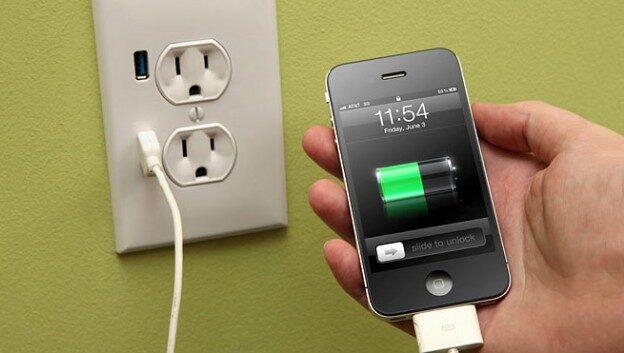 Charge the Phone Faster: Wall Socket