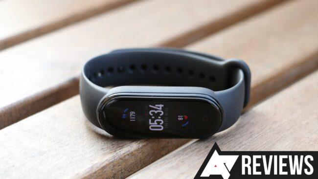 Xiaomi Smart Band 5