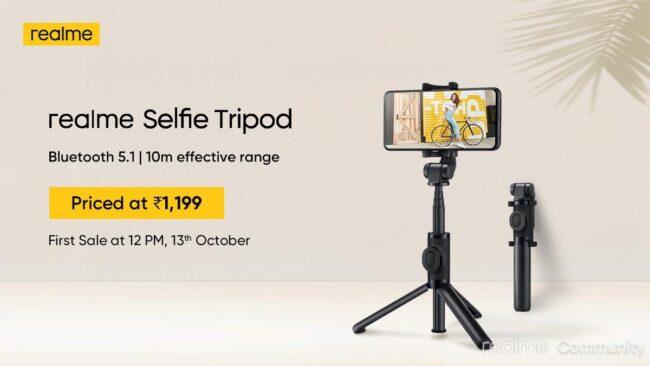 Realme Selfie Tripod