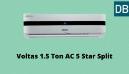 Voltas 1.5 Ton AC 5 Star Split