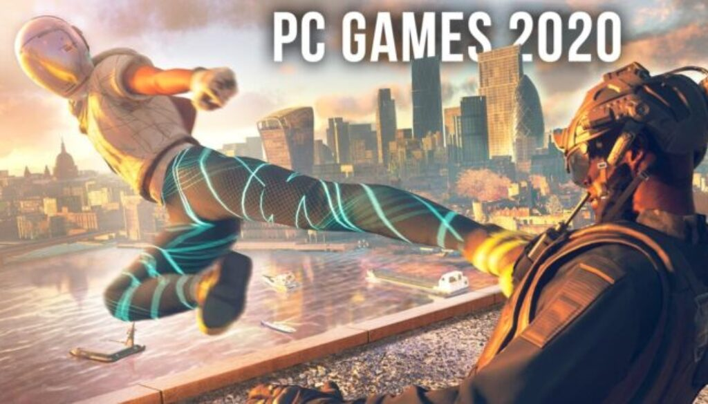 Best PC Games of 2020