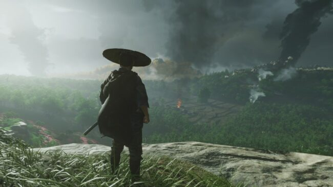 Ghost of Tsushima will achieve up to 60 fps