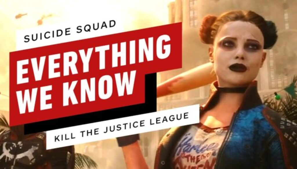 Suicide Squad Kill the Justice League