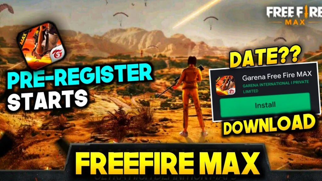 How To Download Free Fire Max In Android Devices
