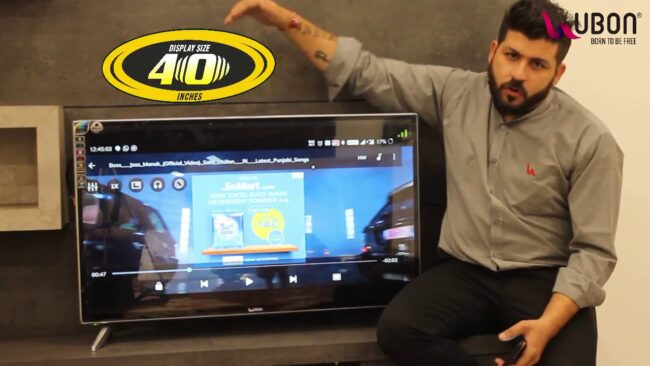 UBON Smart LED TV