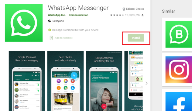 How to Download WhatsApp on Android