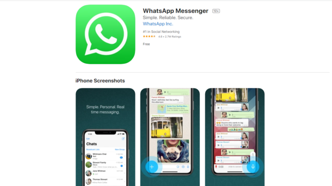 How to Download WhatsApp on iphone