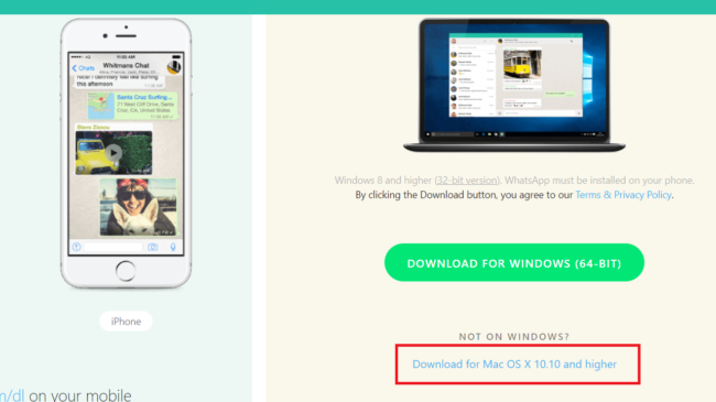How to Download WhatsApp on Mac
