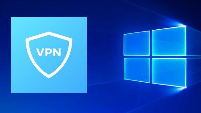 Setup VPN in Windows 10