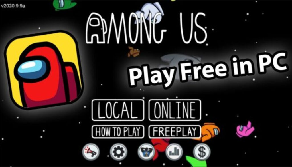 How to download among us on PC