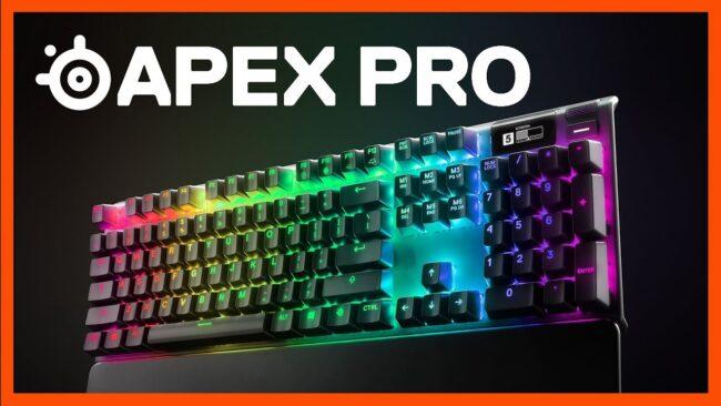 steelseries apex pro