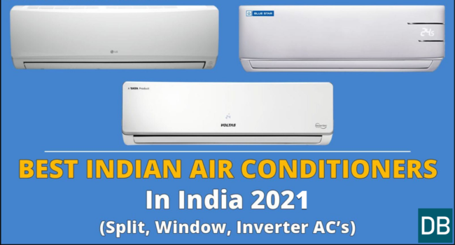 Best AC in India 2021