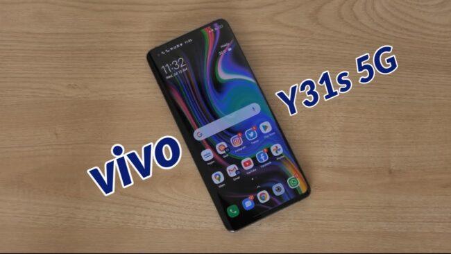 Vivo Y31s