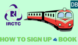 How to create a new account in irctc
