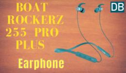 boat Rockerz 255 pro plus