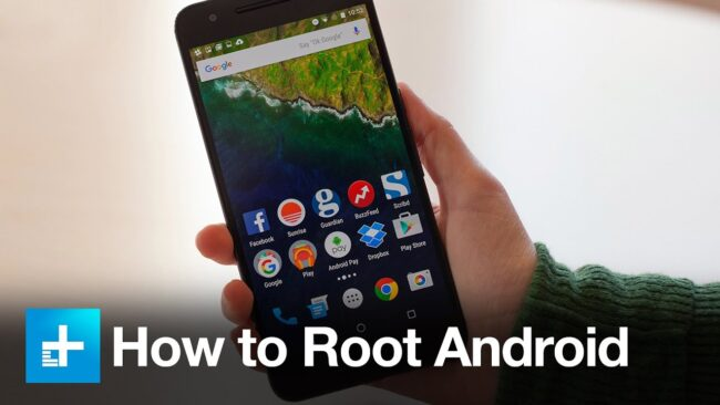 How to root phone Android