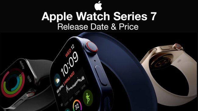Latest Apple Watch Series 7