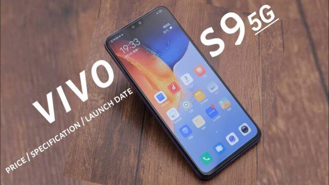 Vivo S9 5G Smartphone