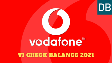 how to chack vodafone balance 2021