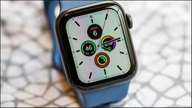 Latest Apple Watch Series 7