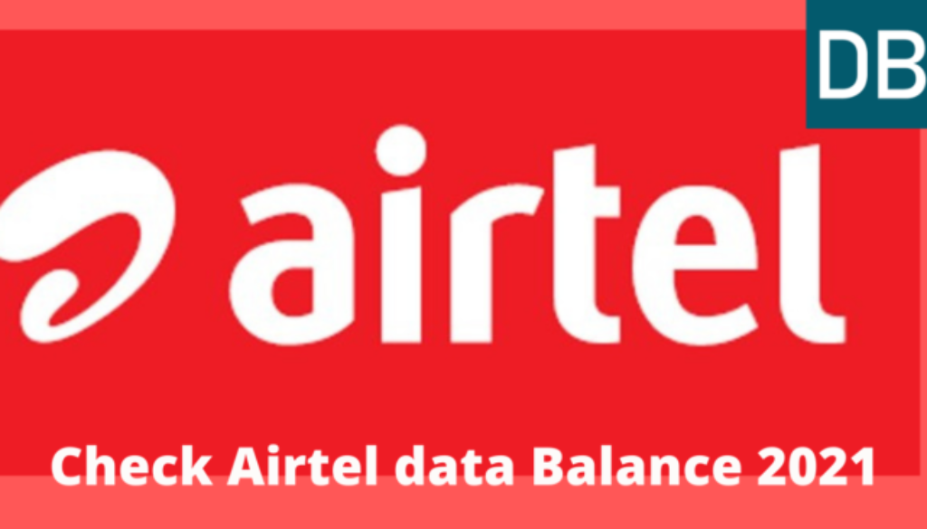 ow to check airtel data balance