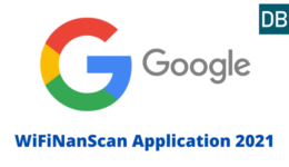 Google Launched WifiNanScan app