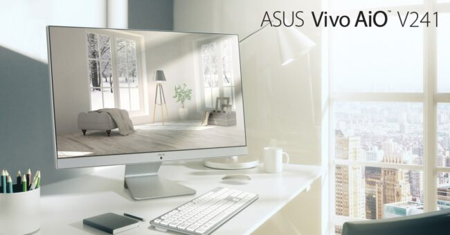 Asus AiO V241 all-in-one desktop PC