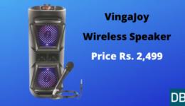 VingaJoy Wireless Speaker