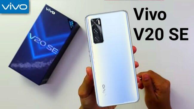 Vivo V21 SE