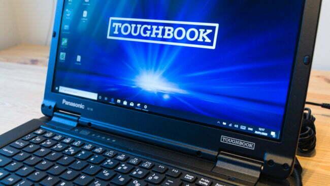 Panasonic Toughbook FZ-55