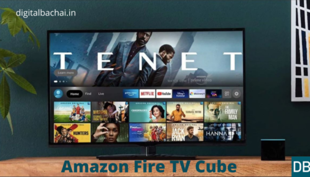 Amazon Fire TV Cube 2nd Generation