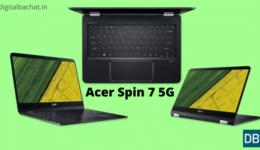 Acer Spin 7 5G