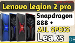 Lenovo Legion 2 Pro Gaming Phone