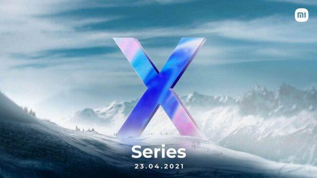 Xiaomi Mi 11X series