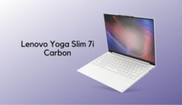 Lenovo Yoga Slim 7i Carbon