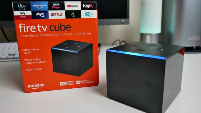 Amazon Fire TV Cube India