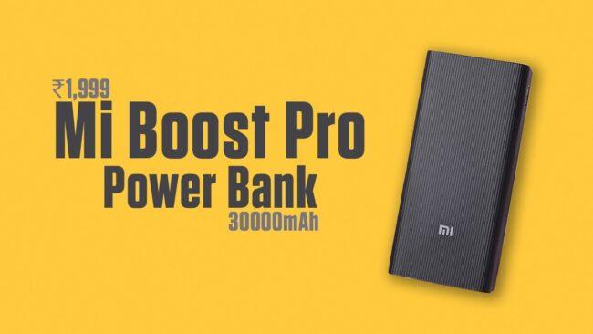 Mi Power Bank 30000mAh