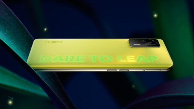 Realme Q3 Pro launch date