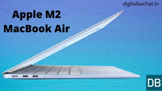 Apple M2 MacBook Air