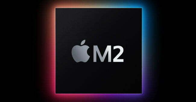 Apple M2 MacBook Air 2021