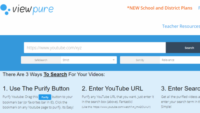 Watch Youtube Videos without Ads: Viewpure